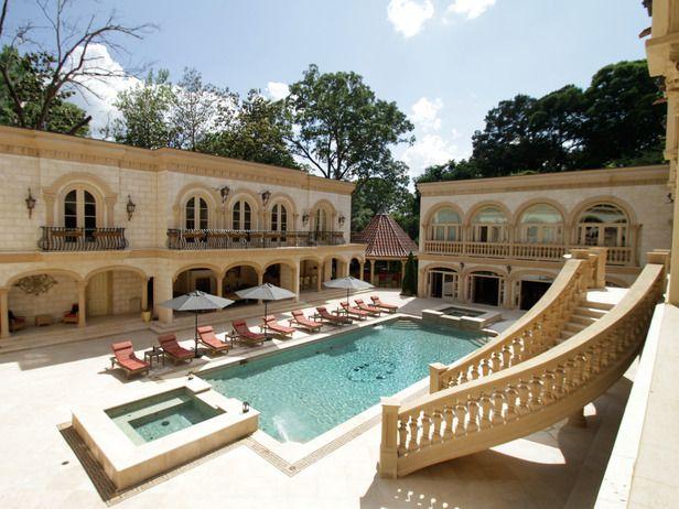 Million Dollar Terrace - Extravagance Unlimited: The Original Million Dollar Rooms Tour on HGTV