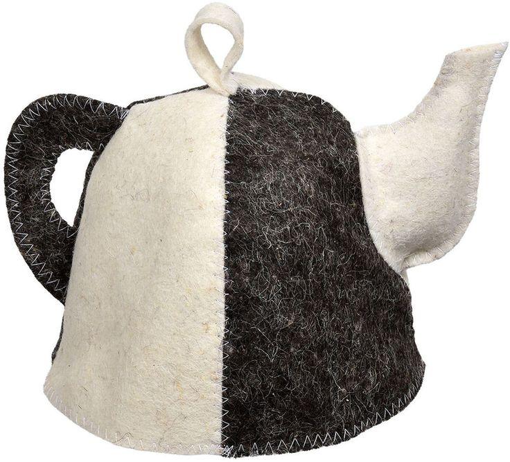 Hat Wool Felt Teapot for Sauna and Bath Felt Wool Russian Sauna accessories | Одежда, обувь и аксессуары, Аксессуары для мужчин, Головные уборы | eBay!