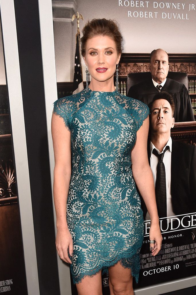 """Premiere Of Warner Bros. Pictures And Village Roadshow Pictures' """"The Judge"""""""
