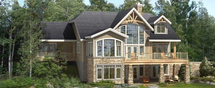 Viceroy Houses | Models | Panoramics | The Worthington