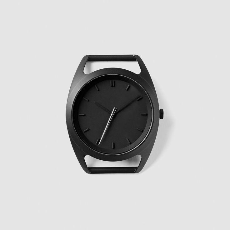 Nocs Atelier Seconds Watch Silver