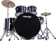 Mapex TND5044TC Tornado fusion drum kit in black