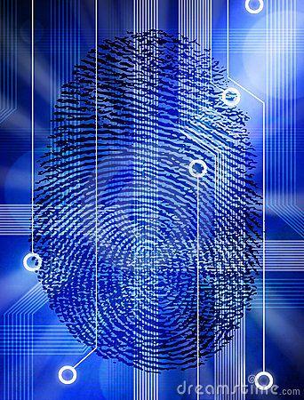 fingerprint #technology