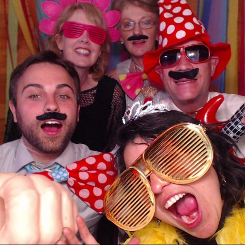 The Photobooth Was An EPIC Success
