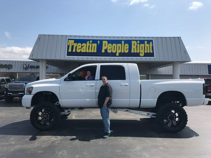 Congratulations Jennifer Hall on the purchase of your 2008 Dodge Ram 2500. We appreciate your business & friendship.