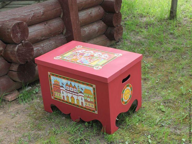 Купить Сундук для денег и подарков - сундук, сундук для денег, сундук деревянный, сундук купить