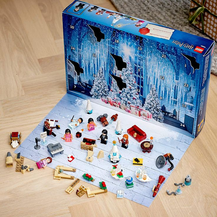 Price 36 81 Top Lego Harry Potter Advent Calendar 75981 Collectible Toys From The Hogwar Harry Potter Advent Calendar Harry Potter Toys Lego Advent Calendar