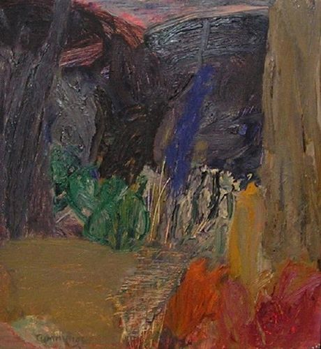 Elisabeth (Liz) Cummings ( b1934) Australia - Untitled 1. 1994.