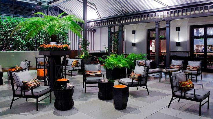 Patio Magnum (Madrid): una terraza con buenos gin tonics