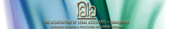 National Association of Legal Assistants - Paralegals. What can this organization do for you?