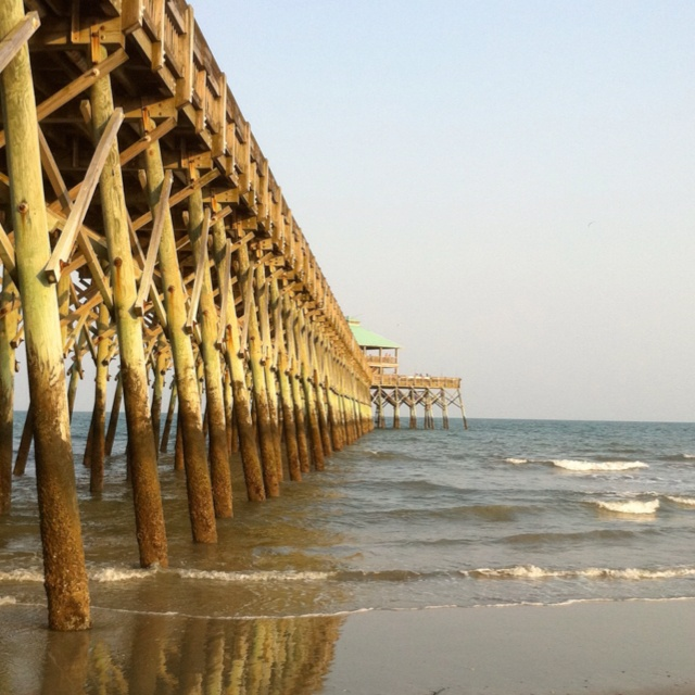 Folly Beach Pier, SC