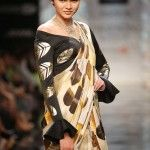 Amit Aggarwal and Masaba Gupta Showcases their Joint Collection at Lakme Fashion Week (LFW) 2014: Day 0