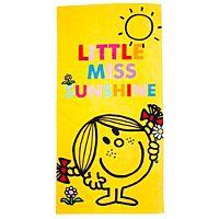 Little Miss Sunshine Towel   Towels   ASDA direct