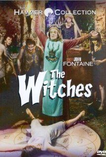 The Witches Poster - Hammer Films 1966