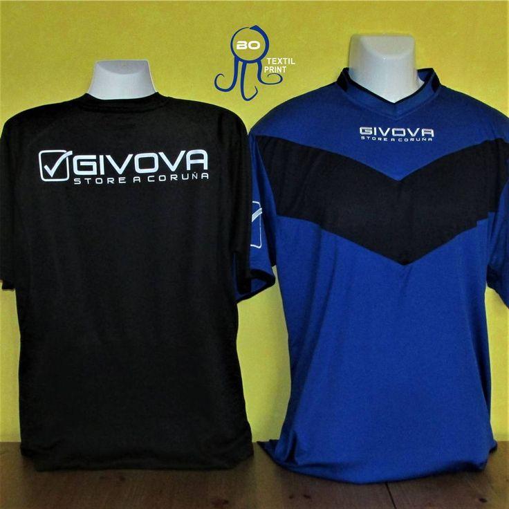 Camisetas de fútbol personalizadas.   www.facebook.com/givovastorecoruna    http://www.botextilprint.es    #botextilprint #trabajospersonalizados #camisetas #serigrafía #vinilotextil #futbol #balonmano