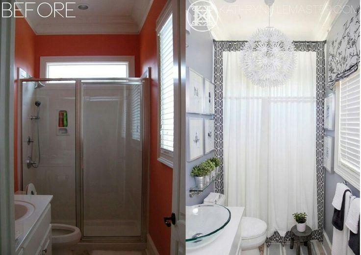 17 beste ideeën over cortina para banheiro op pinterest   cortina ...