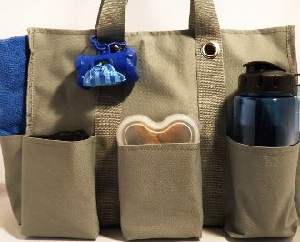 Park Pack - Such a great idea! Comes with everything you need to go to the park!