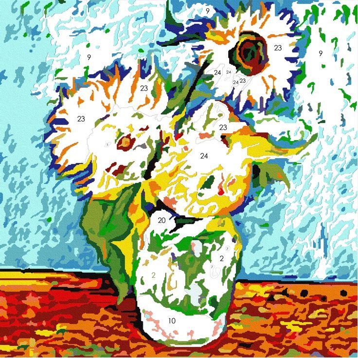 Sun power   Easy 123 Art