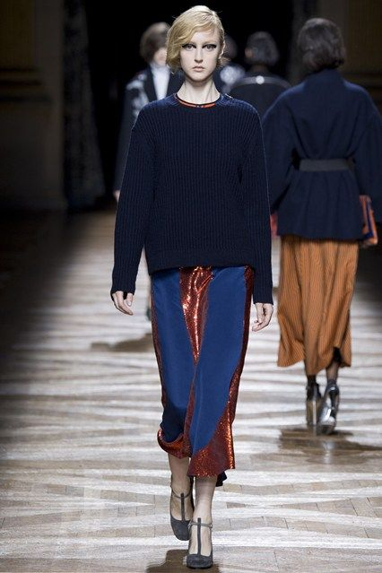 Dries Van Noten Autumn/Winter 2014-15 Ready-To-Wear