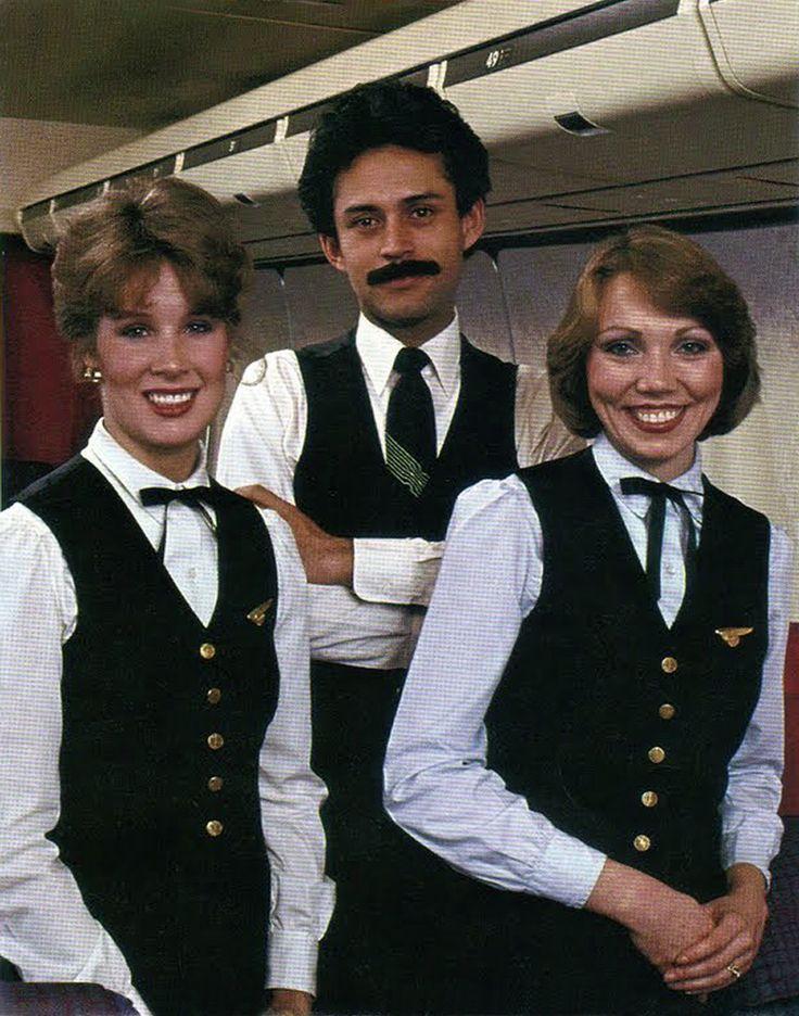 606 best Flight Attendant Retro \ Current Uniforms and Humor - air jamaica flight attendant sample resume