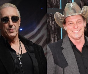 Twisted Sister's Dee Snider Claims Ted Nugent was Vietnam Draft Dodger http://www.opposingviews.com/i/celebrities/twisted-sisters-dee-snider-claims-ted-nugent-was-vietnam-draft-dodger  Chickenhawk
