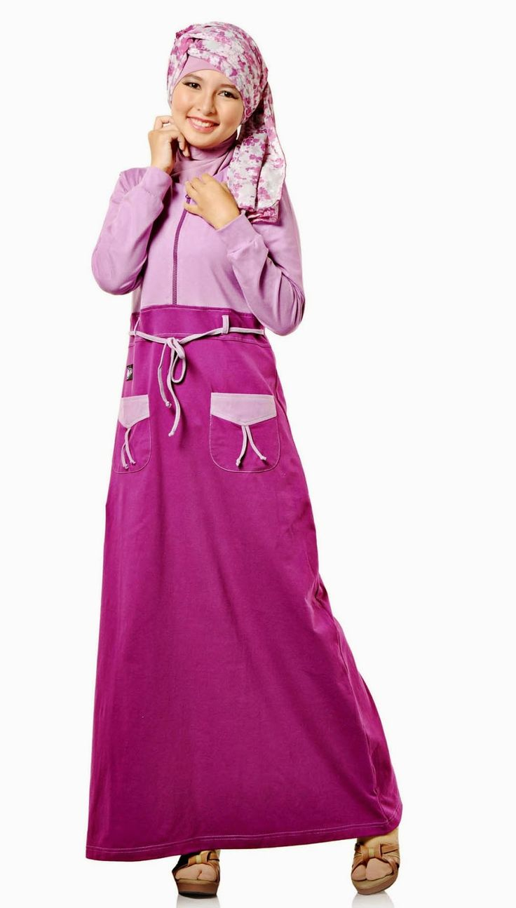 Yuk Intip Kumpulan Terbaik Dari Model Baju Muslim Ini