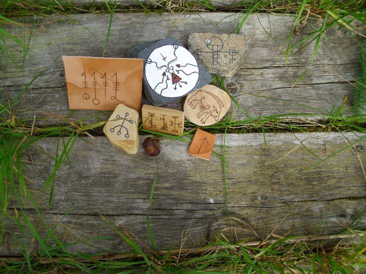 Custom Handmade Amulet
