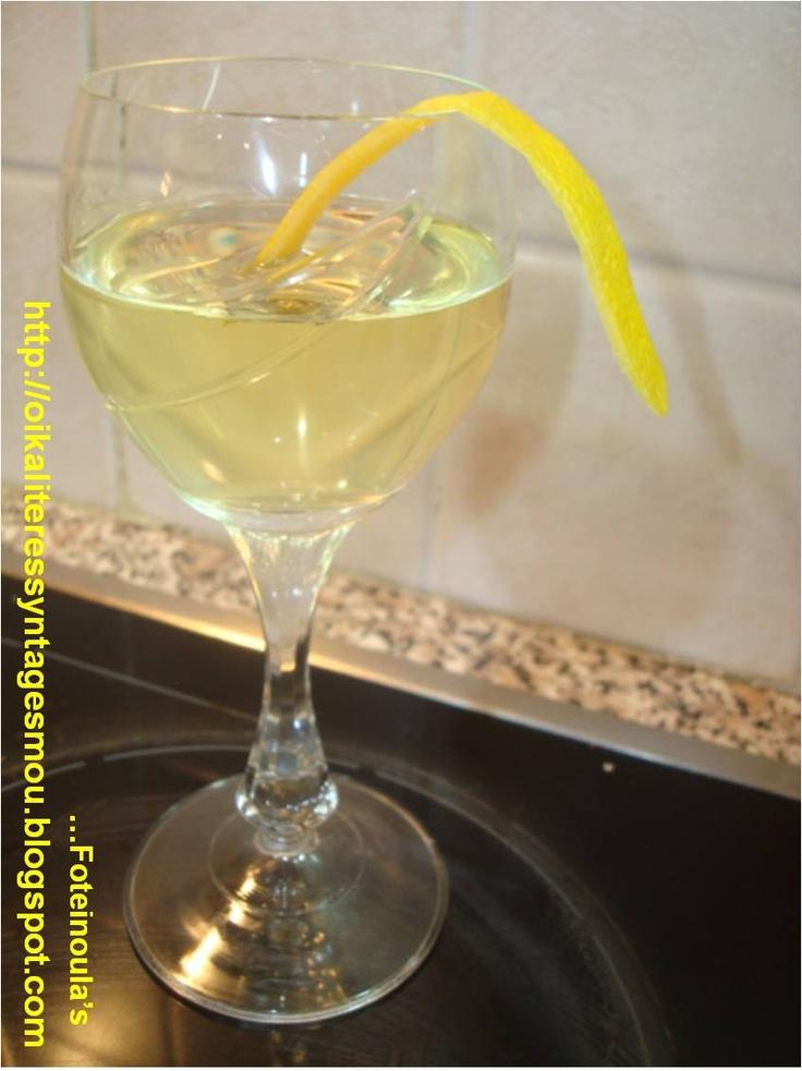 Lemon sweet liquor