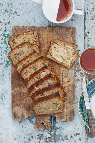 Banana & Pecan Bread – Honestly Healthy Food