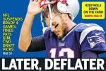 """Personal for me, since the 2001 AFC divisional playoff game, also known as the """"Tuck Rule Game,"""" """"Snow Bowl,"""" or the """"Snow Job"""" - January 19, 2002 """"IT WAS A FUMBLE BRADY!"""" SPYGATE - September 9, 2007 And last but not least…DEFLATEGATE - January 18, 2015 Wow...what a cheater!"""
