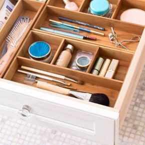 * Organizador para baños