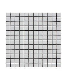 Pool Gloss White 23x23mm Mosaic