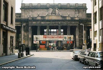54 Best Lost Penn Station Images On Pinterest New York City Train Stations And Viajes