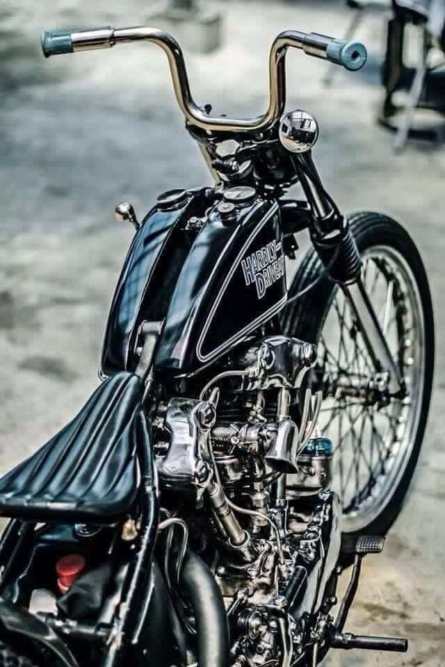 17 Best Ideas About Old School Motorcycles On Pinterest