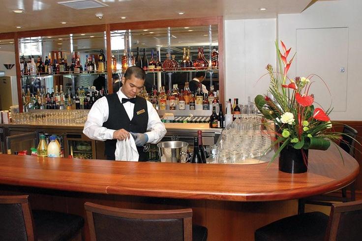 Balmoral - Morning Light Bar #Cruise