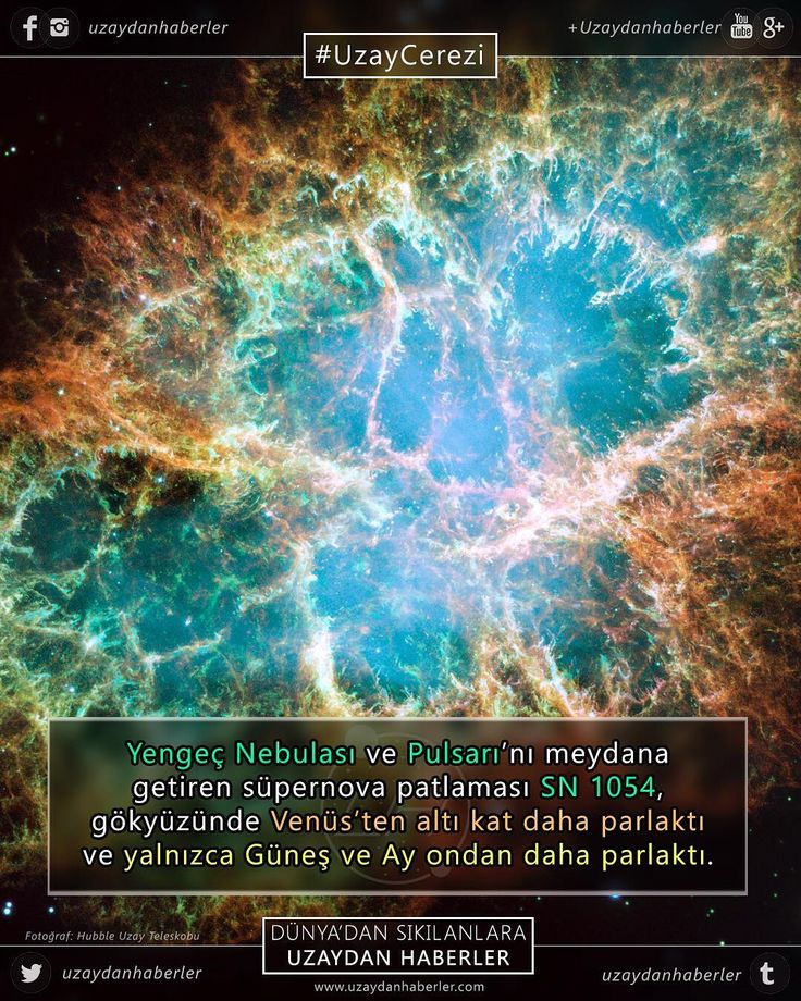 #uzaycerezi #crabnebula #supernova #sn1054 #hubble #venus #sun #moon #space #science #facts #yengeçbulutsusu #pulsar #venüs #güneş #ay #uzay #bilim #uzaydanhaberler