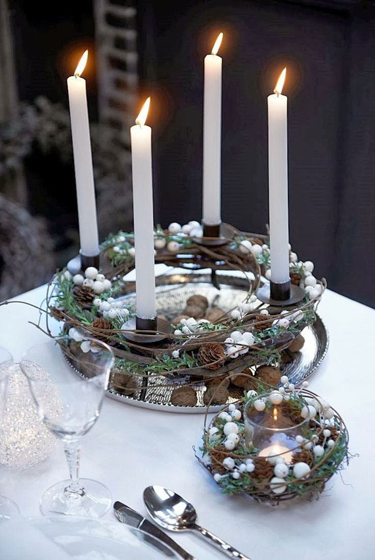 CHRISTMAS by Sia Home Fashion, velas, candles, centerpiece, Poetic Nature, Cocoon Christmas y Glam Couture. http://petitecandela.blogspot.com.es/2013/12/decoracion-navidad-sia-home-fashion.html