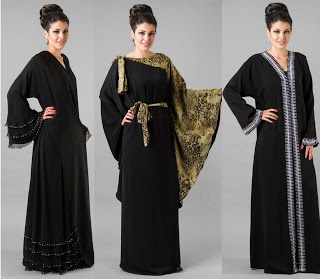 Al Karam Latest Abaya Designs 2012-2013 | Kaftans | Burqa | Abaya