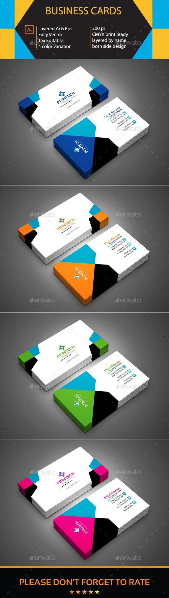 312 best business card images on Pinterest | Business card ...