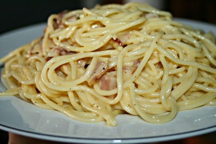 Americas Test Kitchen Spaghetti Eggs
