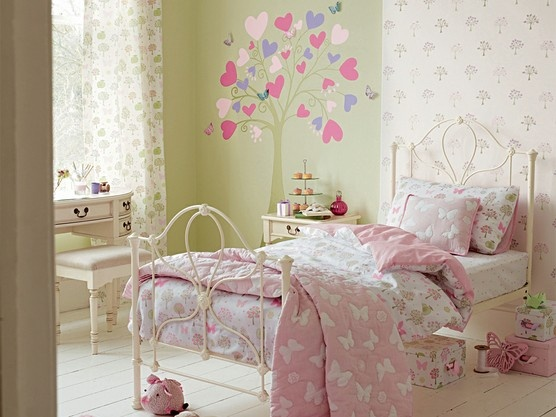Laura Ashley Bedroom Pink Dreams Pinterest Girls
