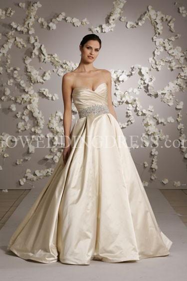 Lazaro Bridals style 3018 - Lazaro Wedding Dresses - Lazaro Bridals