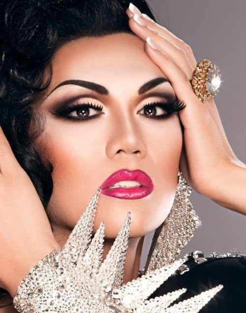 Manila Luzon.. She knows how to encompass the entire vision.. not just apply make-up..tmb