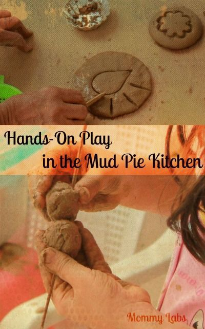 Are you tempted to play along, too? After all – age is no barrier when it comes to playing in mud and clay.