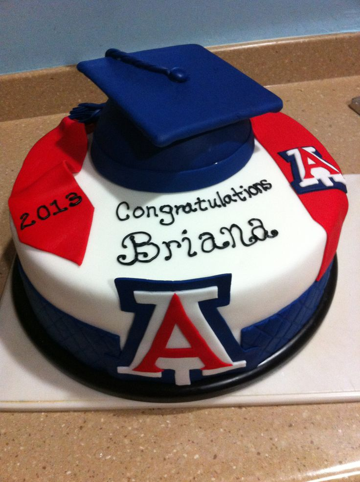 Cake Decorating Classes Tucson Az : 49 best images about Class of 2016 grad party on Pinterest ...