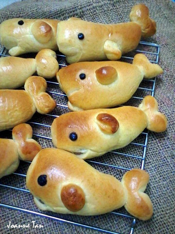 可爱造型面包 - Google Search