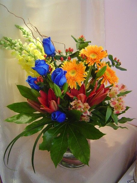 148 best images about flower shop ideas on pinterest - What are blue roses called ...