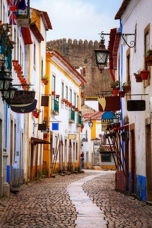 Óbidos, Centro, Portugal