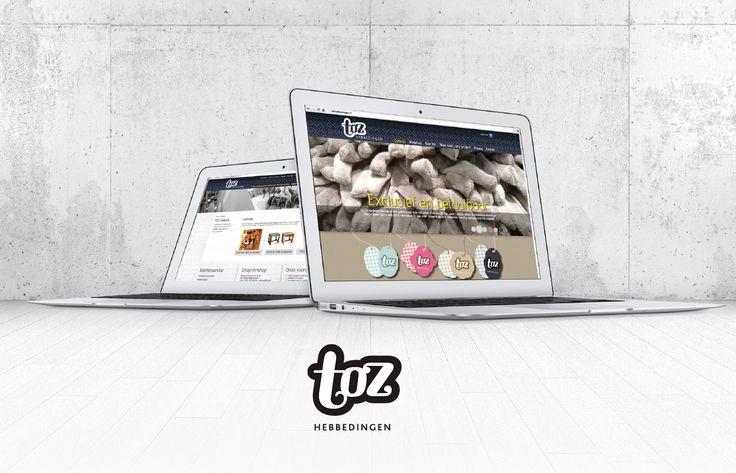 Toz hebbedingen is een unieke collectie woonaccessoires, geschenken en gadgets. Waar Applepie in eerdere projecten heeft gewerkt aan de ontwikkeling van een huisstijl en website, is later de vraag gekomen om een webshop. Met de inzet van een webshop zijn de Toz Hebbedingen voor iedereen verkrijgbaar, waar en wanneer dan ook.