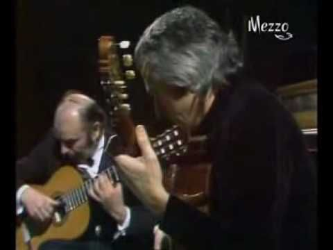 John Williams & Julian Bream: C.Debussy-Clair de Lune